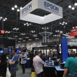 Stock Photo: NEW YORK - OCTOBER 26: attending PDN PhotoPlus Expo is largest photography show in North America, was held at Jacob K Javits Convention Center on New York