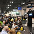 NEW YORK - OCTOBER 26: attending the PDN PhotoPlus Expo is the largest photography show in North America, was held at the Jacob K Javits Convention Center on New York - Foto de Stock
