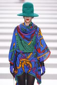 Jean-Charles de Castelbajac Paris Fashion Week — Stock Photo