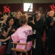 NEW YORK - NOVEMBER 10: Victoria's Secret video camera crew shoots backstage during the 2010 Victoria's Secret Fashion Show - Photo