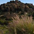 Landscapes vews of Stony Point park, Topanga Canyon Blvd, Chatsworth, CA - Stock fotografie