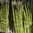 Asparagus bunches - Foto de Stock  