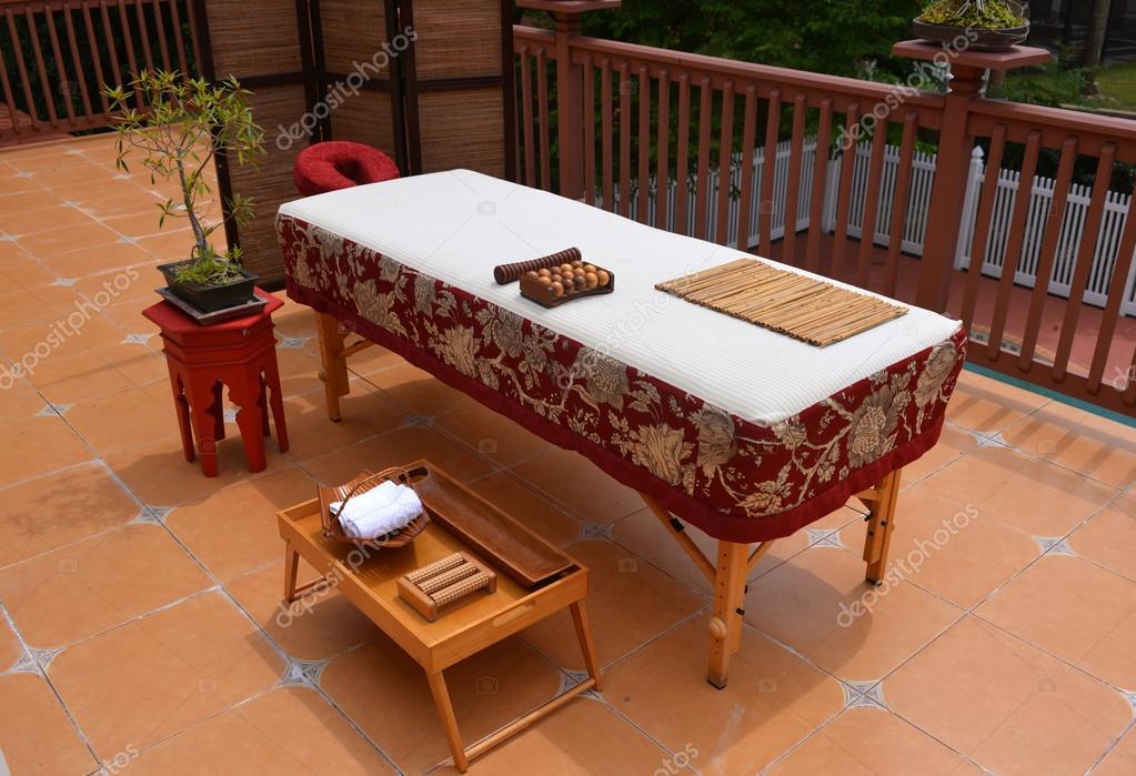 oriental style massage