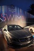 Mercedes-benz moda haftası atmosfer genel görünümü — Stok fotoğraf