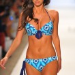 Model walks runway at A.Che Swimwear show — Stock Photo #30174893