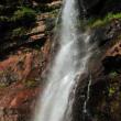 Waterfalls at Catskils mountains upstate NY — Stock Photo