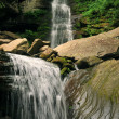 Waterfalls at Catskils mountains upstate NY — Stock Photo