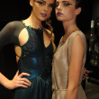 Models attend the Pamela Gonzales presentation  — Photo