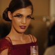 A Model attends the Pamela Gonzales presentation — ストック写真 #31011941