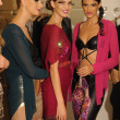 Models attend the Pamela Gonzales presentation — Zdjęcie stockowe #31012127