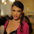 A Model attends the Pamela Gonzales presentation — Zdjęcie stockowe #31012135