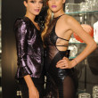 Models attend the Pamela Gonzales presentation — ストック写真 #31012271