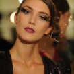 A Model attends the Pamela Gonzales presentation — Stock Photo #31012299