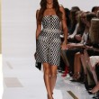 Stock Photo: JoSmall at Diane Von Furstenberg fashion show