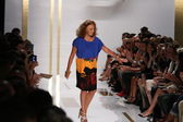 Designer Diane Von Furstenberg — Stock Photo