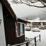 Ski chalet — Stock Photo #37909555