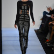 Stock Photo: Model at Herve Leger By Max Azria