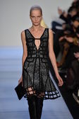 Model at Herve Leger By Max Azria — Stock Photo