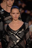 Models at Herve Leger By Max Azria — Stock Photo