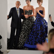 Designer Oscar De LRentand Karlie Kloss — Photo #40875443