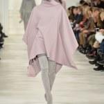 Model at Ralph Lauren fashion show — Stock Photo