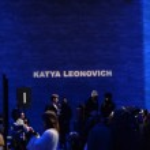 General view at Katya Leonovich fashion show — Stock Photo #41248487
