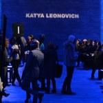 General view at Katya Leonovich fashion show — Stock Photo #41248519