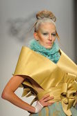 Model at Furne One fashion show — Stock Photo