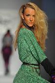 Model at Messqueen show — Stock Photo