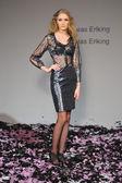 Model at Aeneas Erlking Fashion Presentation — Stock Photo