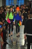 Models at Ralph Lauren Children's Fashion Show — Stock Photo