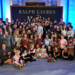 Cast of Matilda musical with models — Stock Photo #46778139