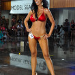 Model during International Bikini Model Search — Stock Photo #46779513