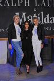 Madison Beer Gigi Hadid model — Stock Photo