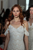 Models at Claire Pettibone collection show — Stock Photo