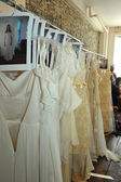 Wedding Claire Pettibone gows — Stock Photo