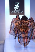 Priscilla Marinho at the A.Z Araujo show — Stock Photo
