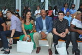 Doc Rivers attend the A.Z Araujo show — Stock Photo
