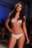 Model at Liliana Montoya Swim collection — Stock Photo