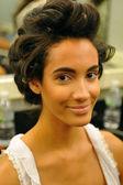 Model at Top Model Latina 2014 — Stock Photo