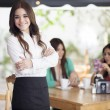 Waitress — Stock Photo #15813531