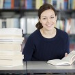 I love reading — Stock Photo #22155171