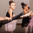 Pretty little dancers — Stock Photo #33326669