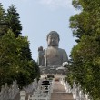 Tian Tan Buddha in Hong Kong — Stock Photo