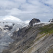 Mountains Austrian Alps Glacier Pasterze — Stock Photo #50247497