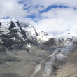 Mountains Austrian Alps Glacier Pasterze — Stock Photo #50247541