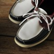 Retro shoes — Stock Photo #21593285