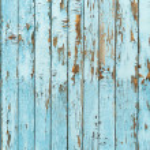 Old blue wood plank background. — Stock Photo