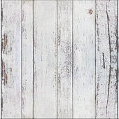 Old white wood plank background. — Stock fotografie