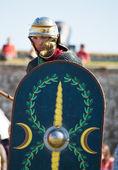 Roman soldier — Photo